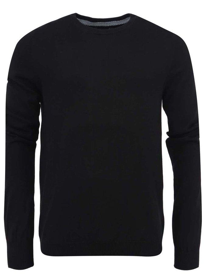 Pulover Bertoni negru