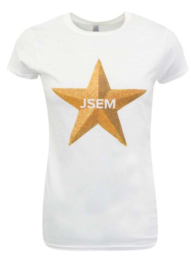 Dámske tričko ZOOT Originál Jsem hvězda