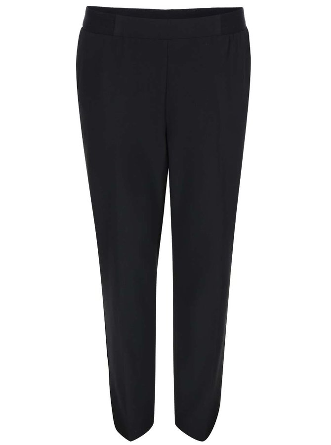 Pantaloni eleganți negri ONLY Tao