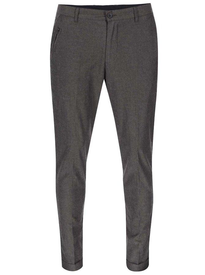 Pantaloni CASUAL FRIDAY BY BLEND - gri