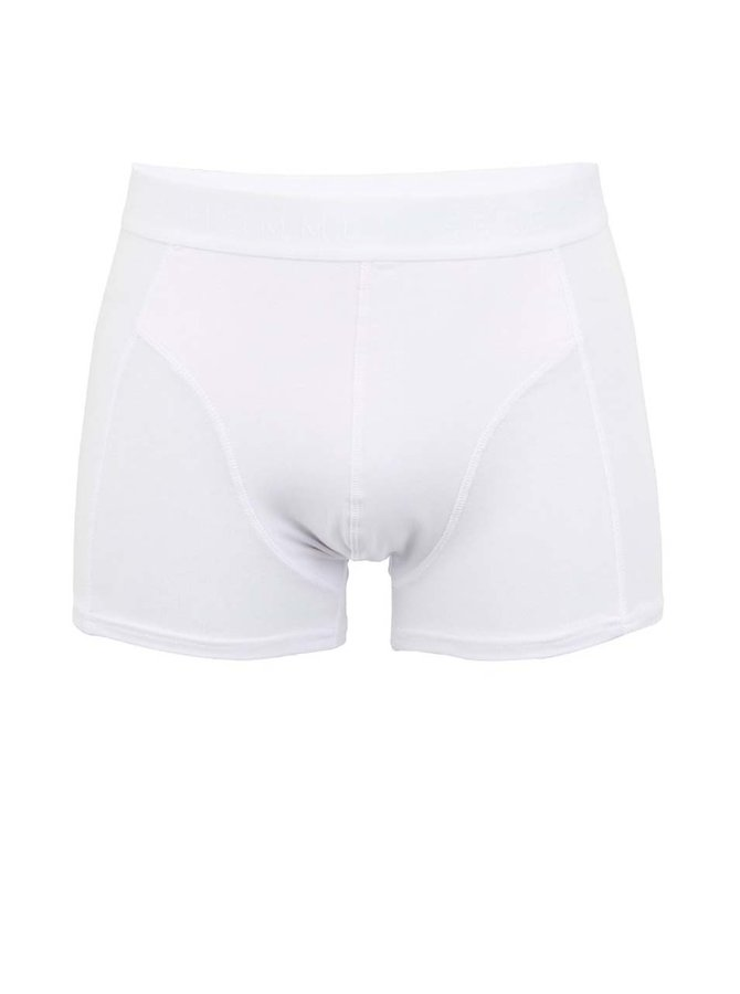 Biele boxerky Selected Homme Basic