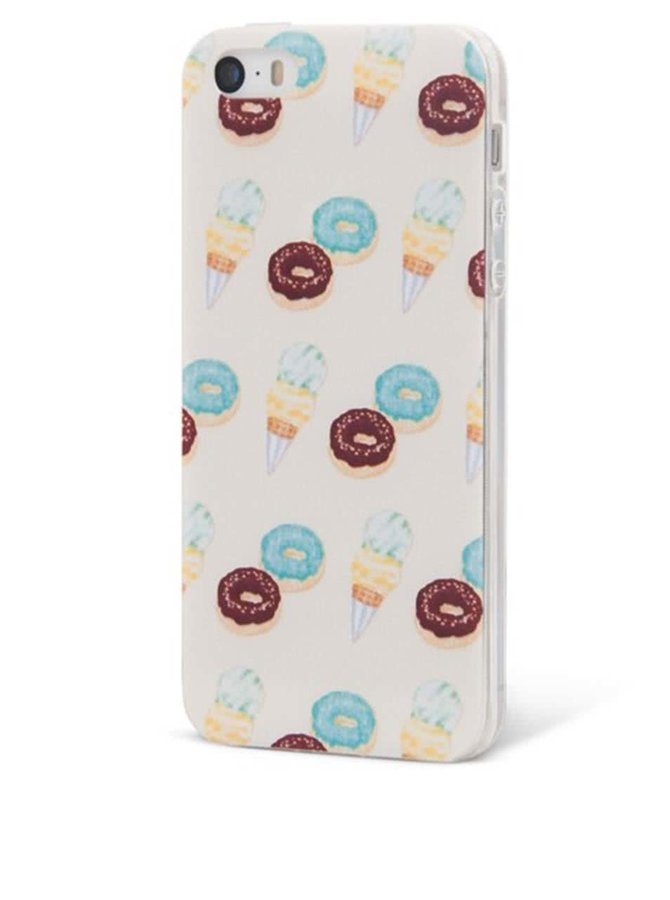 Ochranný kryt na iPhone 5/5s Epico Donuts