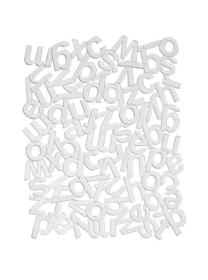 Protectie pentru chiuvetă UMBRA Lettera din plastic