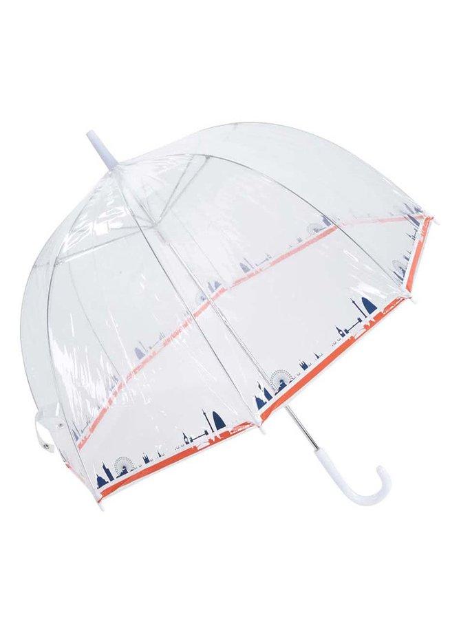 Umbrelă Lindy Lou Tricolor