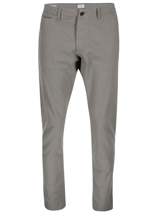Pantaloni gri deschis Jack & Jones Cody