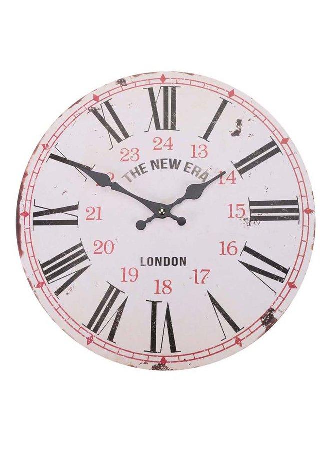 Dřevěné hodiny Dakls The New Era