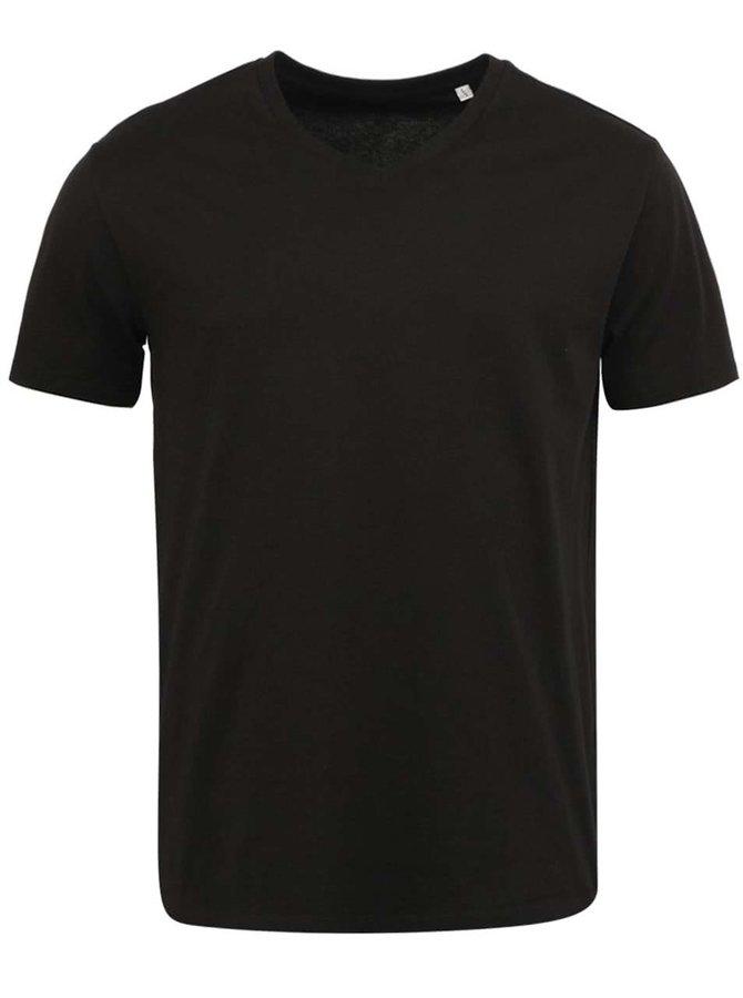 Tricou bărbătesc Expects Stanley & Stella - negru
