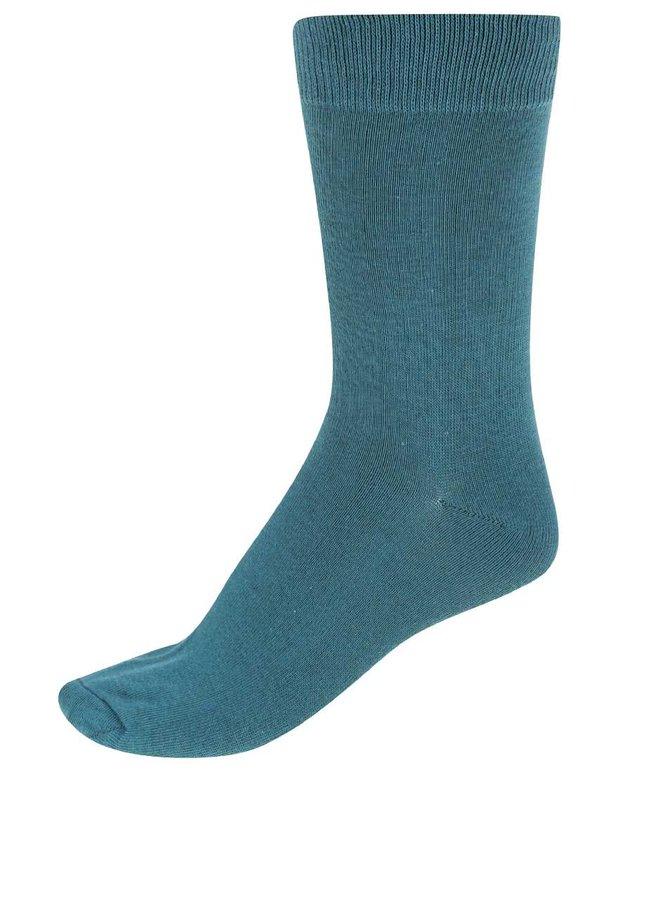Zelené ponožky Jack & Jones Base