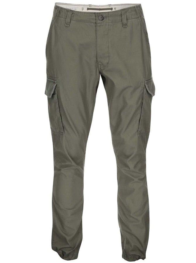 Pantaloni Cody verzi de la Jack & Jones