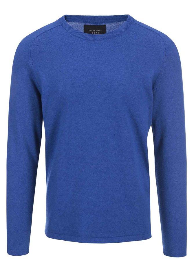 Modrý svetr Jack & Jones Simple