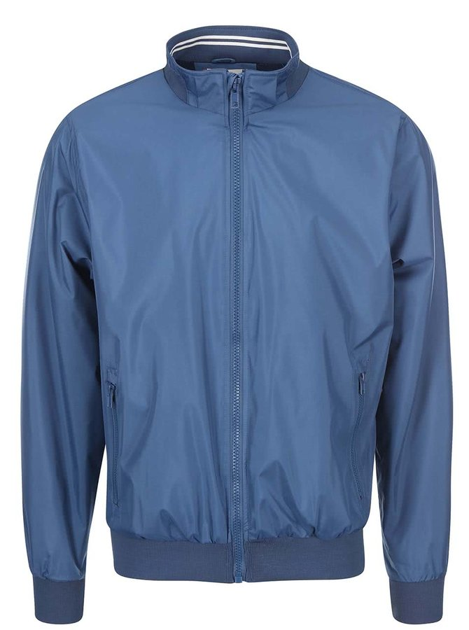 Jachetă albastră Blend