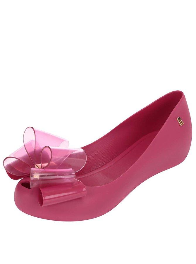 Růžové baleríny Melissa Ultragirl Sweet
