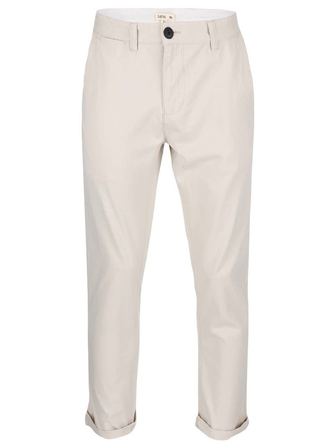 Bellfield Melford Light Beige Chino Trousers