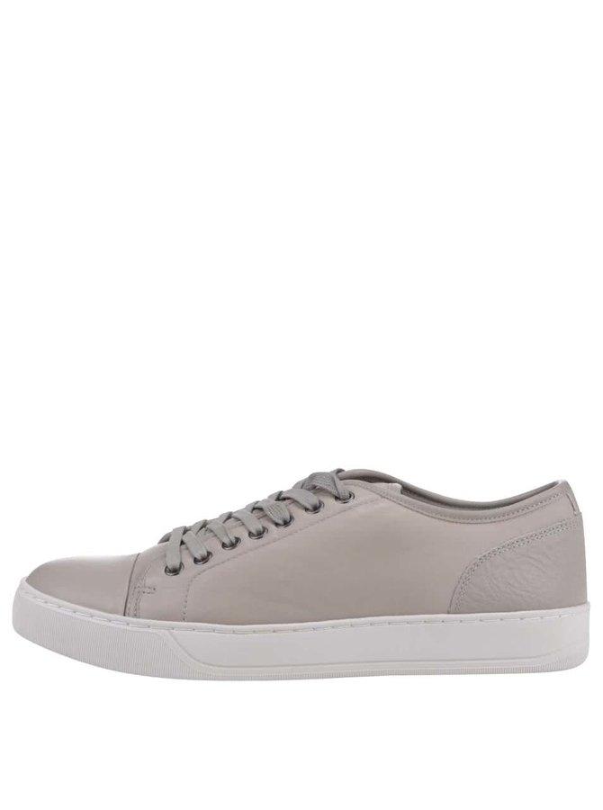 Pantofi sport ALDO Gelassa gri deschis bărbătești din piele