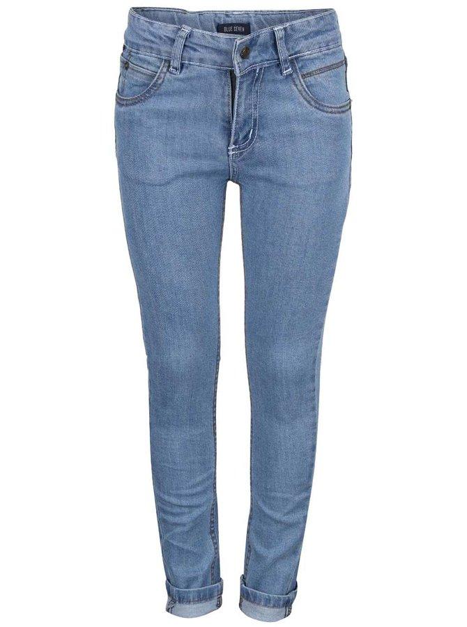 Světle modré klučičí džíny Blue Seven