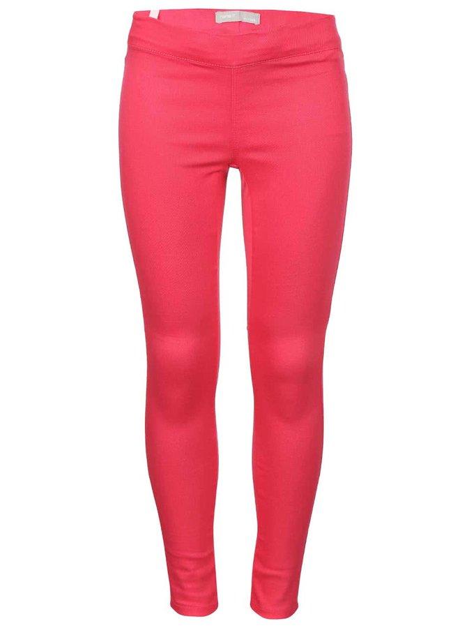 Jeggings name it Fanja roz aprins pentru fete