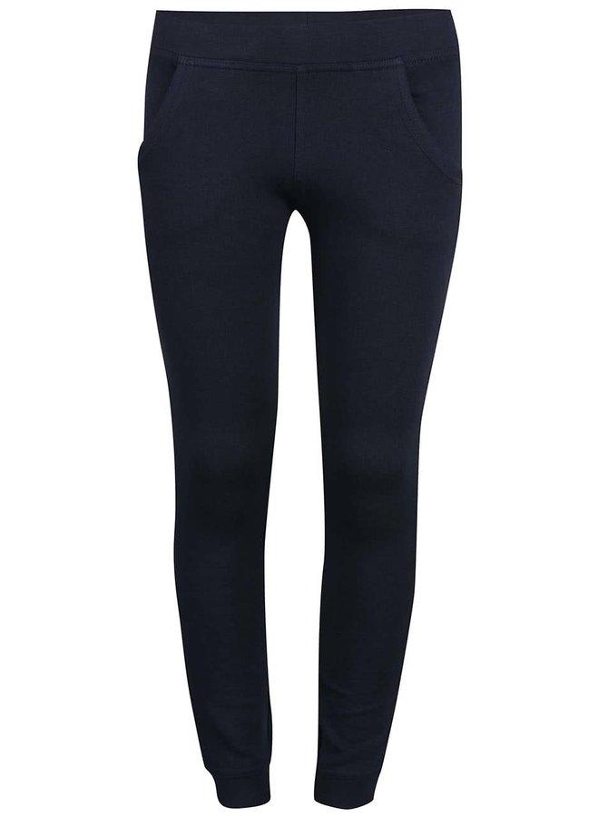 Pantaloni bleumarin de trening Blue Seven pentru copii