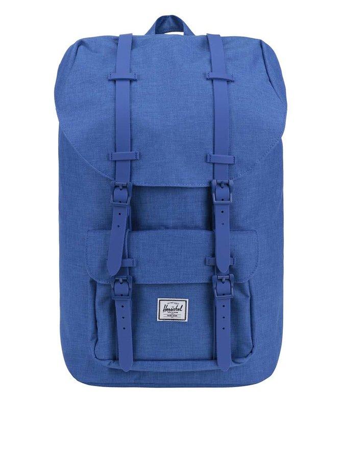 Modrý batoh Herschel Little America 25 l