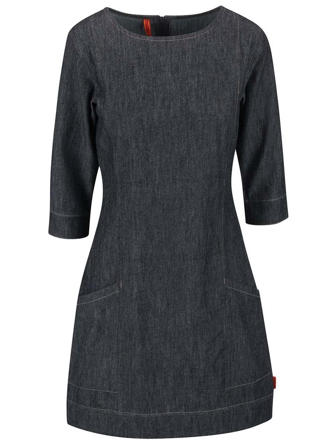 Modré denimové šaty Tranquillo Willow