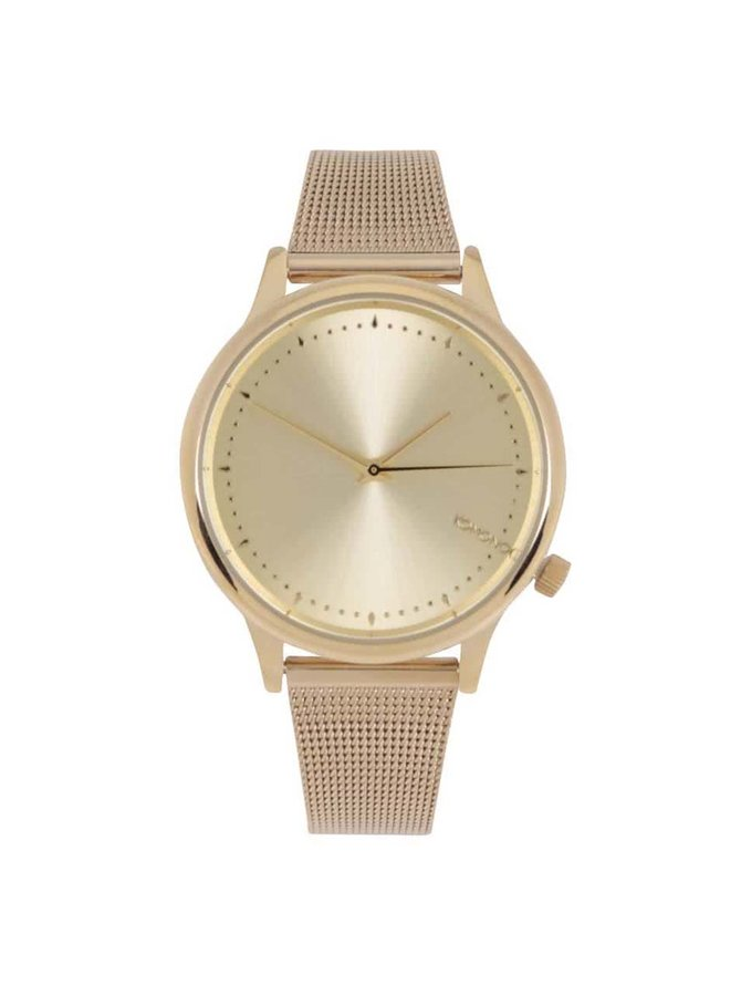 Dámske hodinky v zlatej farbe Komono Estelle Royale