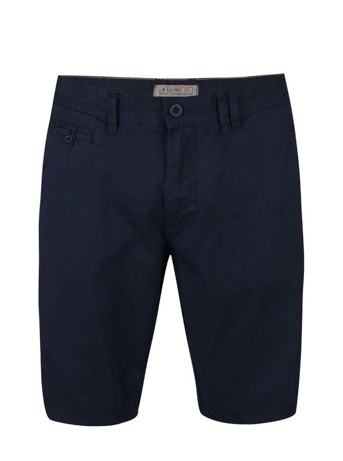 Pantaloni scurți Blend albaștri