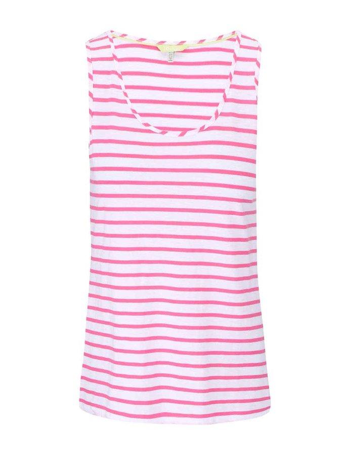 Maiou de damă Tom Joule Cocoprint, de culoare roz-alb