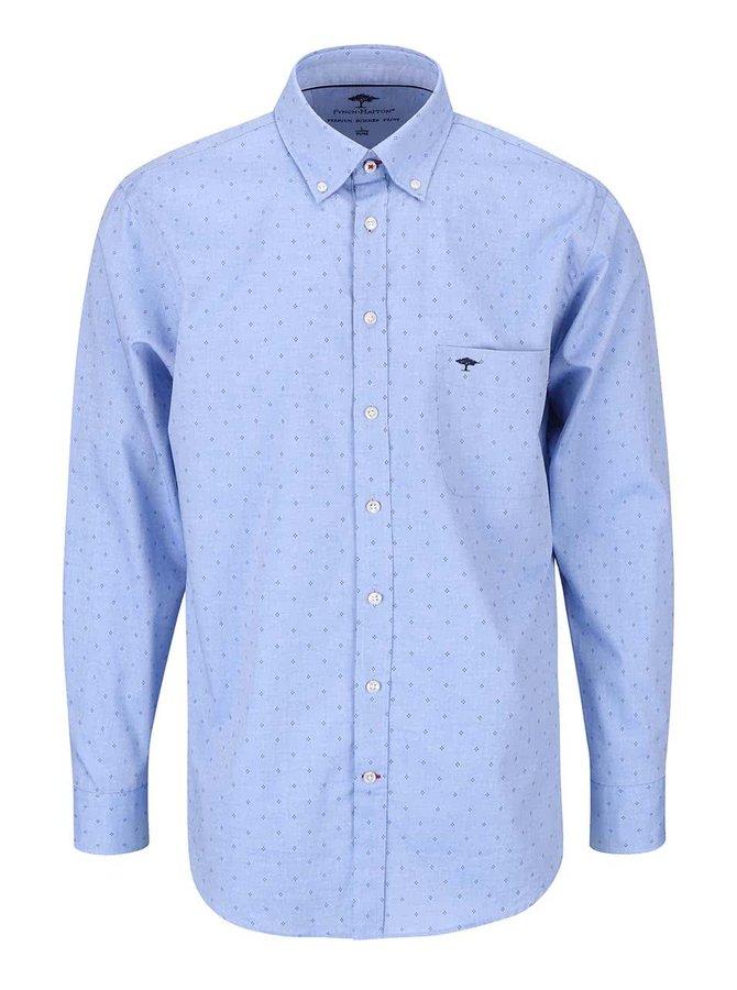 Modrá košile se vzorem Fynch-Hatton