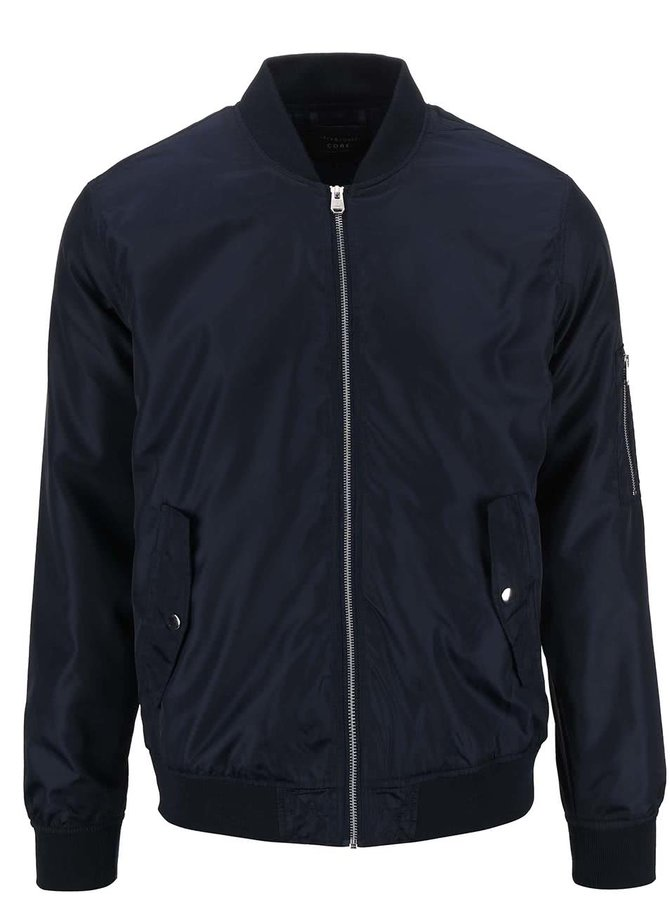 Jachetă Jack & Jones WEEKEND navy