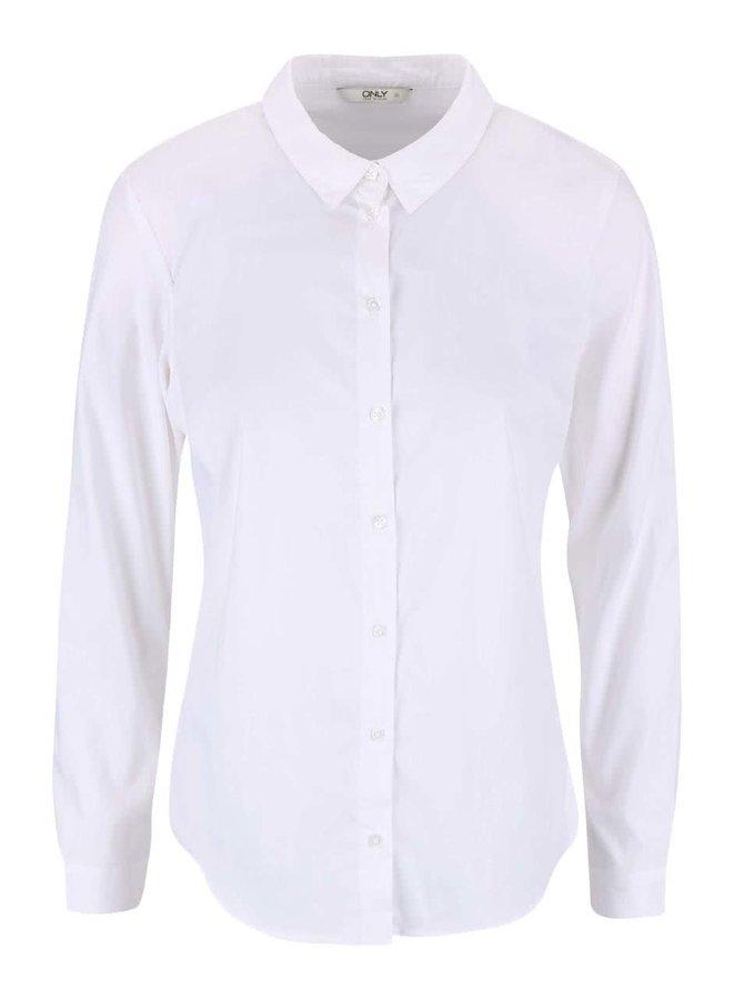 Bílá dámská košile ONLY Street