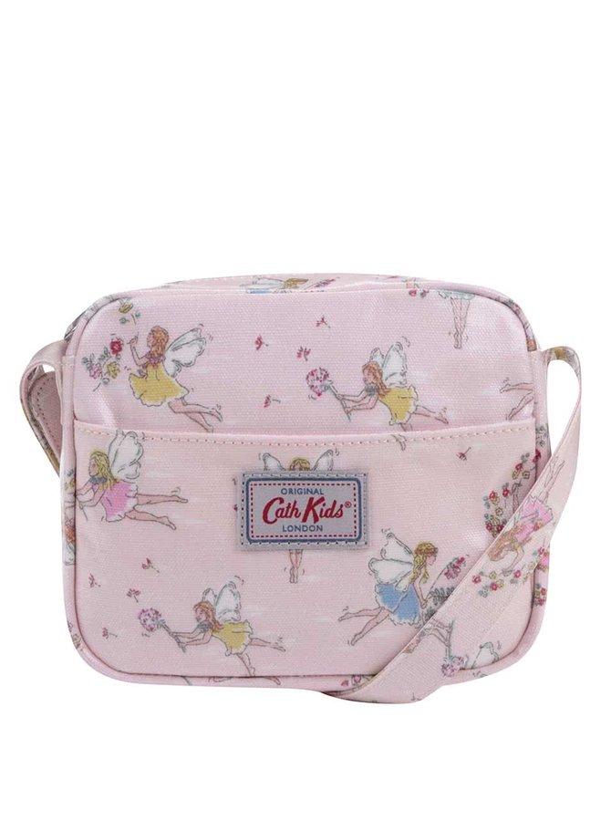 Růžová holčičí taška přes rameno Cath Kidston
