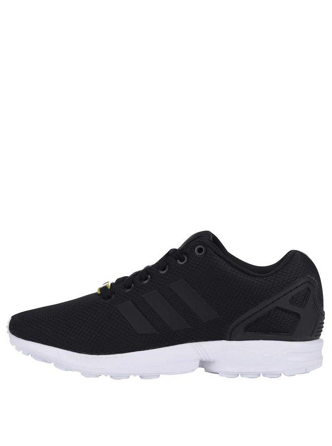 Černé pánské tenisky adidas Originals ZX Flux