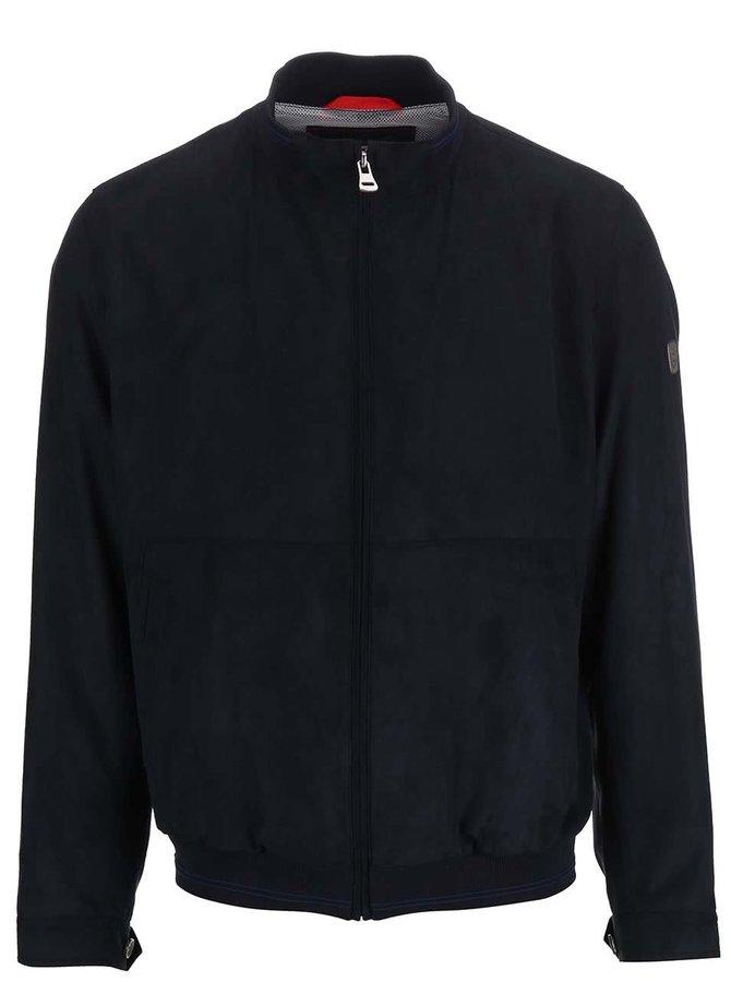 Jachetă Buagtti albastră pentru bărbați