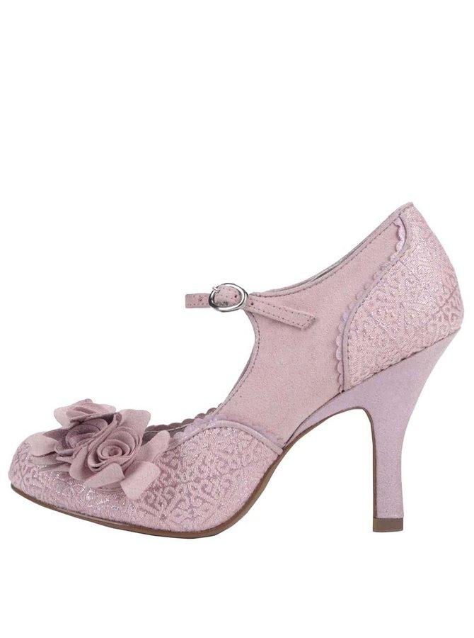 Pantofi de damă Ruby Shoo Emily roz