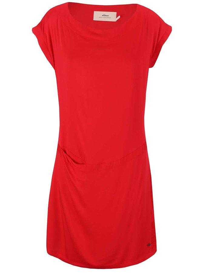 Červené šaty Skunkfunk Kentra