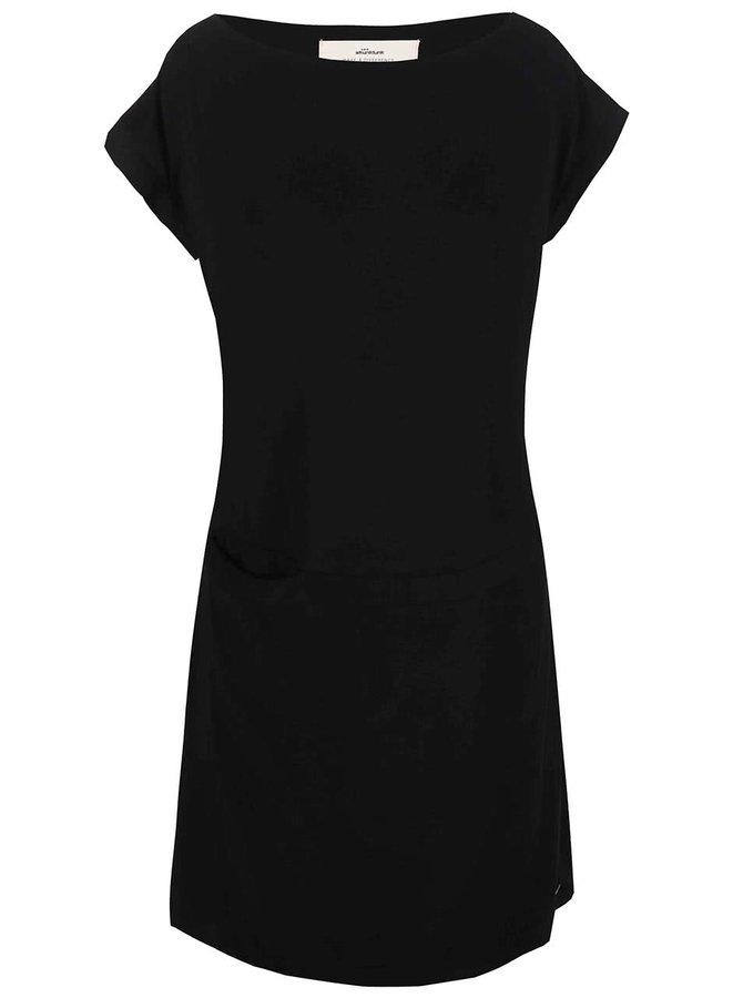 Černé šaty Skunkfunk Kentra