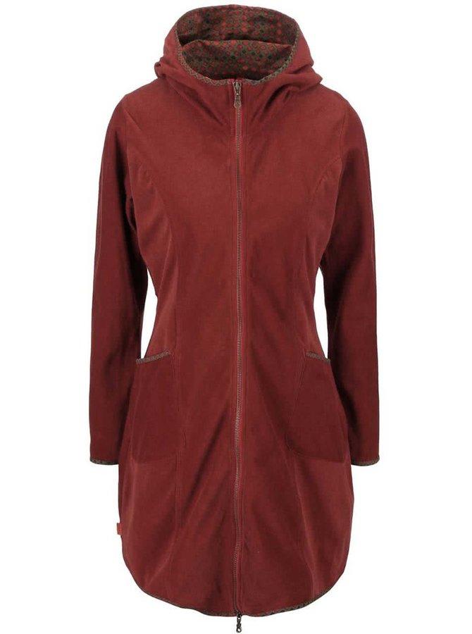Jachetă Tranquillo Gael roșu-cărămiziu