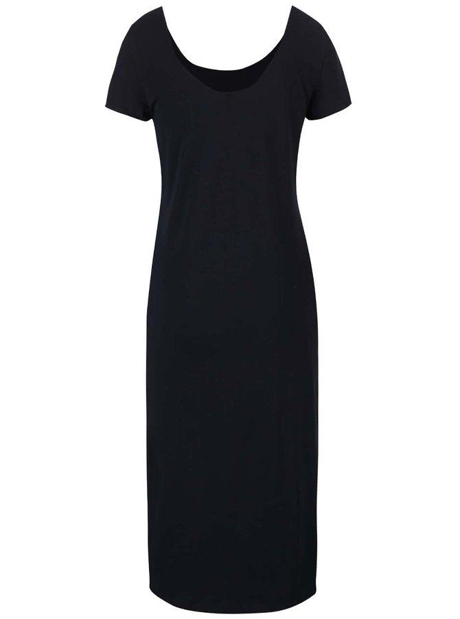 Tmavomodré šaty ONLY Abbie