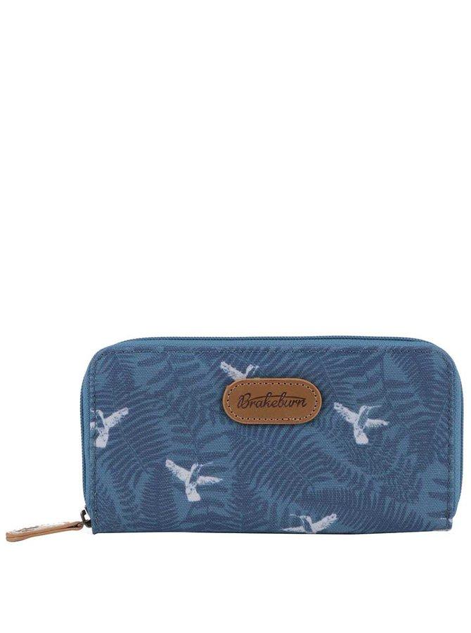 Portofel Brakeburn Hummingbirds albastru