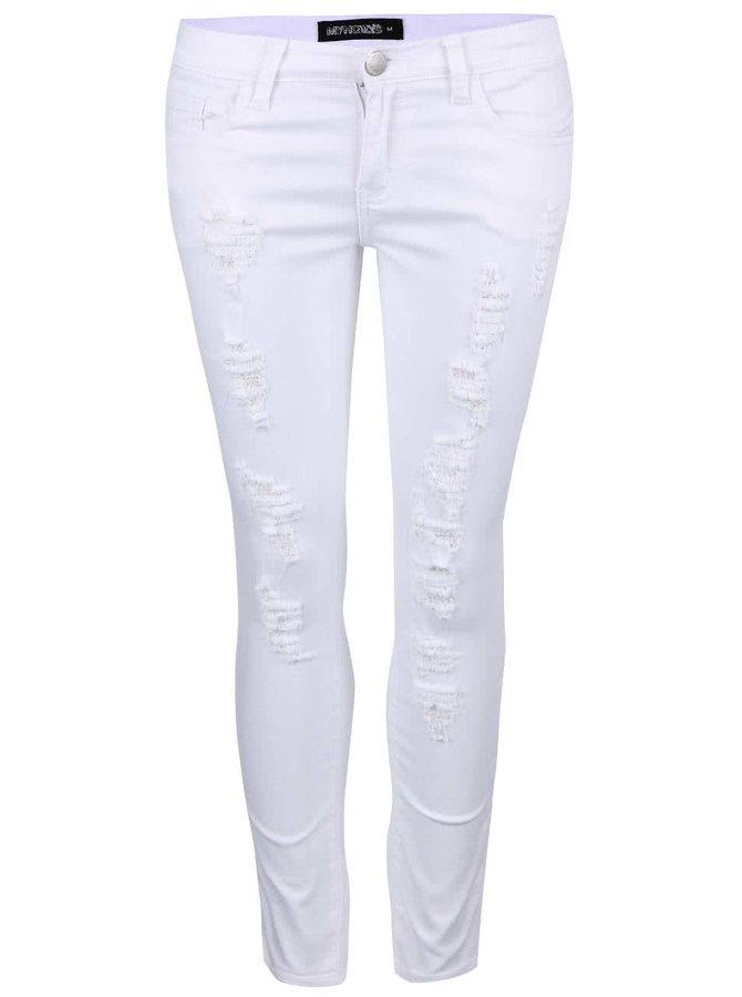 Bílé džíny Haily´s Elaine