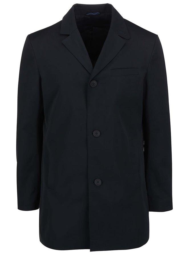 Jachetă Bertoni Lahti albastru închis