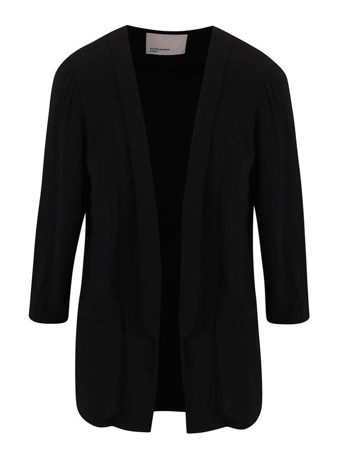 Čierny blejzer Vero Moda Super