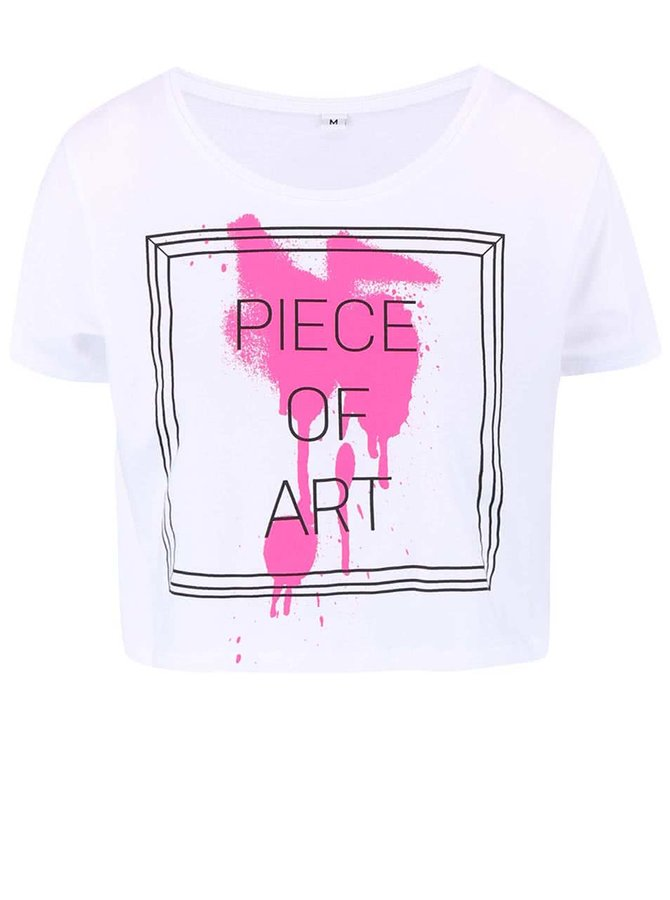 Tricou de damă ZOOT Original alb