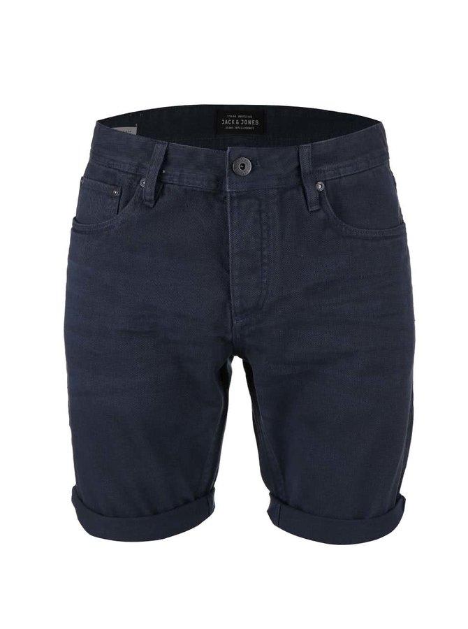 Pantaloni scurți Jack & Jones Rick din denim