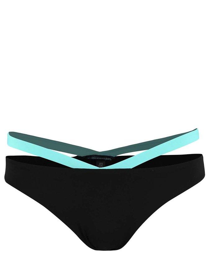 Modro-černý spodní díl plavek Lisca Fancy