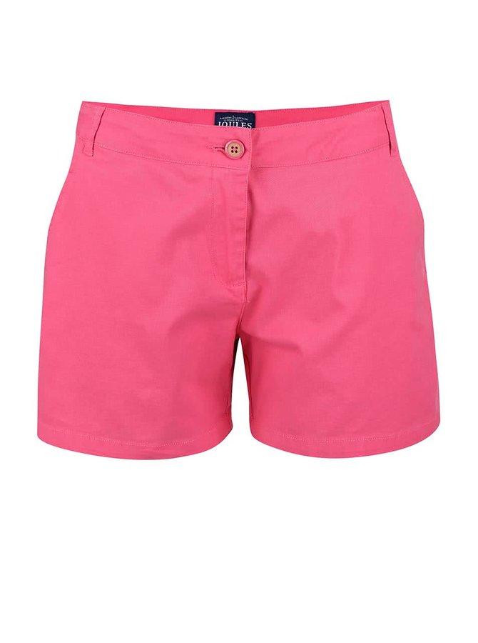 Ružové dámske šortky Tom Joule Brooke