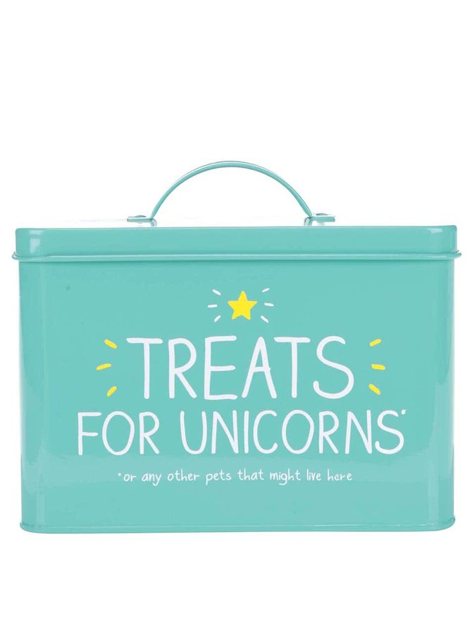 Cutie Happy Jackson Treats For Unicorns turcoaz