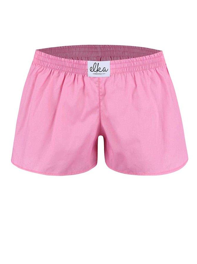 Boxeri de damă El.Ka Underwear roz