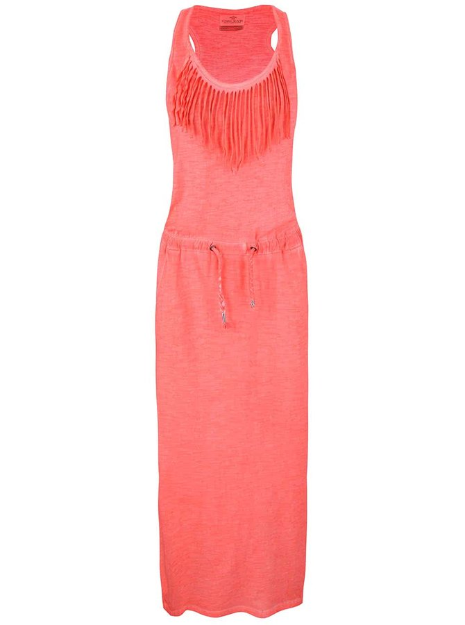 Rochie maxi Cars Taylor roz