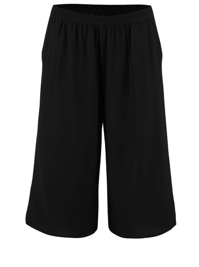 Pantaloni 3/4 ONLY Evita negri