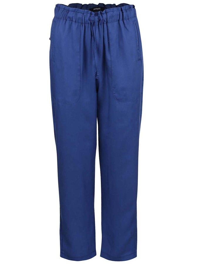 Modré voľnejšie nohavice Alchymi Obsidian